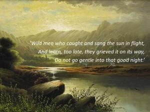 "painting: ""Charles Leslie - Landscape"" by Charles Leslie (British, 1835-1890) c/o wikipedia"