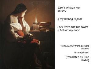 """Painting: """"Magdalen with the Smoking Flame c1640 Georges de La Tour"""" by Georges de La Tour c/o wikipedia"""
